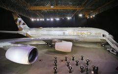 Airbus A380: So spektakulär sieht es im teuersten Linienflugzeug aus