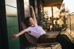 Vergesst Yoga am Morgen, eine Abendroutine ist im Homeoffice wichtiger