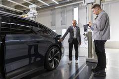 """Elektro-Oberklasse: Ich habe den """"chinesischen Tesla"""" Nio ET7 ausprobiert"""