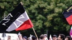 Mehrheit der Bayern will die Reichskriegsflagge verbieten