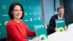Mehrheit der Deutschen: Grüne hätten auf Habeck setzen sollen
